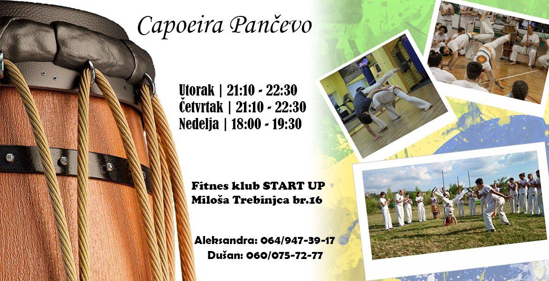 Capoeira Pančevo