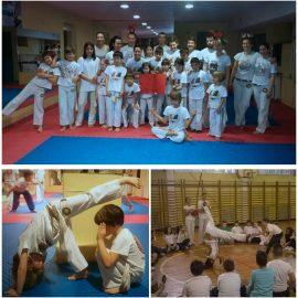 Capoeira za decu – Pančevo