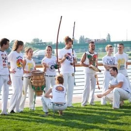 Capoeira – preko leta [ jul i avgust ]